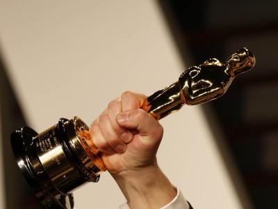 LOS ANGELES - FEB 22:  Oscar Statue at the Vanity Fair Oscar Par