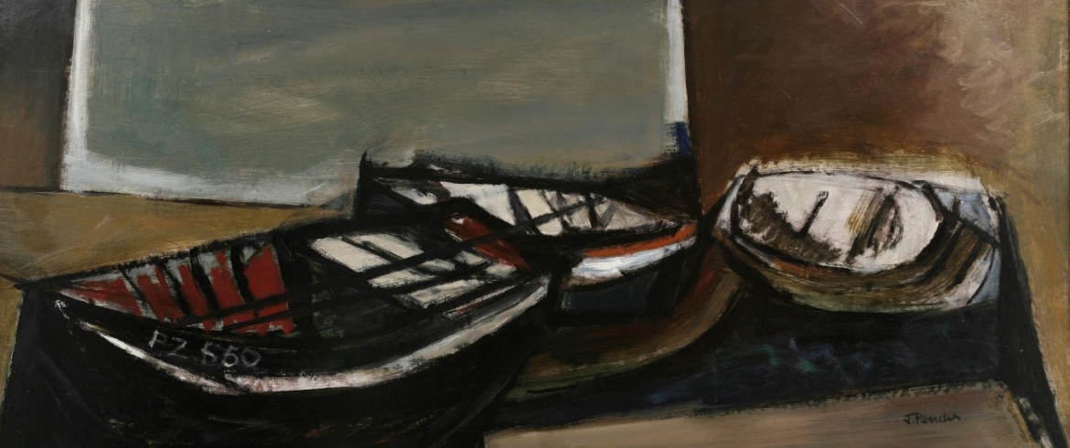 Jack Pender - Boats in the Gap
