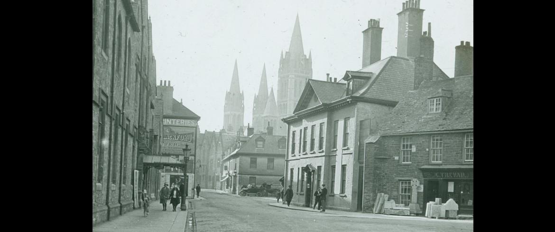 Princes Street,Truro, Cornwall C.1925