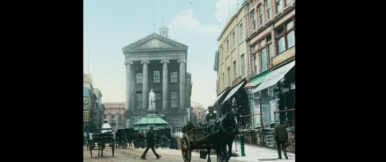 Market Jew Street, Penzance, Cornwall C.1925