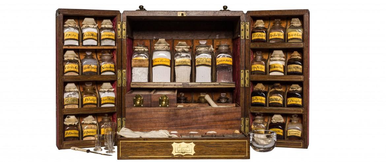 Richard Lander's Medicine Chest