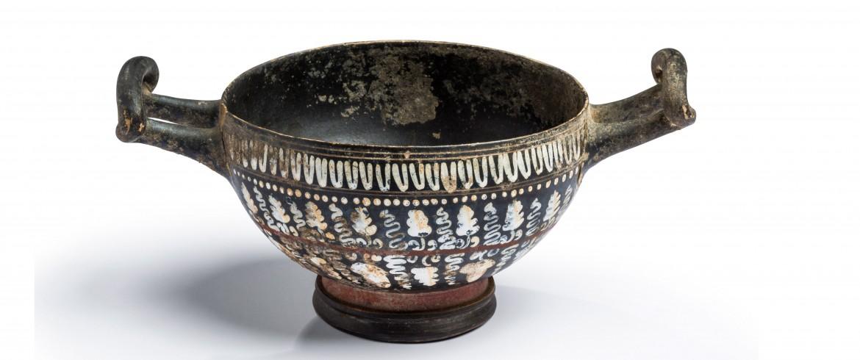 Wine cup, Greek